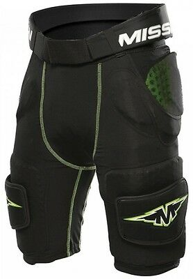 Mission PRO Inline Hockey Girdle Senior sizes