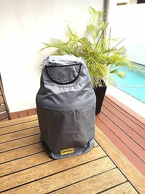 Gas Bags. 9kg gas Bottle Covers. Grey