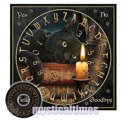 New * Witching Hour * Lisa Parker Spirit Ouija Board With Free Post B2130F6