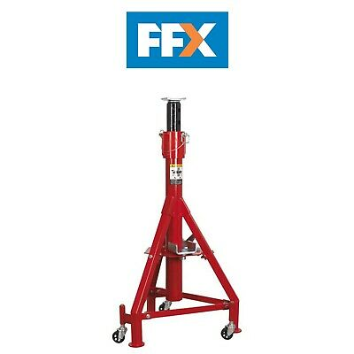 Sealey ASC120 High Level Axle Stand 12tonne Capacity - Commercial Vehicle