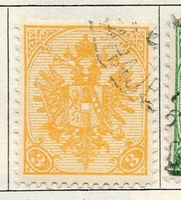 Bosnia Herzegovina 1900 Early Issue Fine Used 3nov. 096571