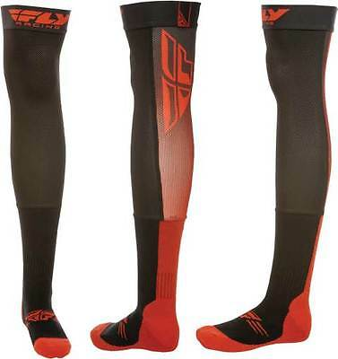 FLY Snowmobile Knee Brace Moto Socks