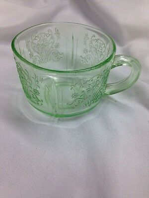 US Glass PRIMO GREEN  Coffee Cup