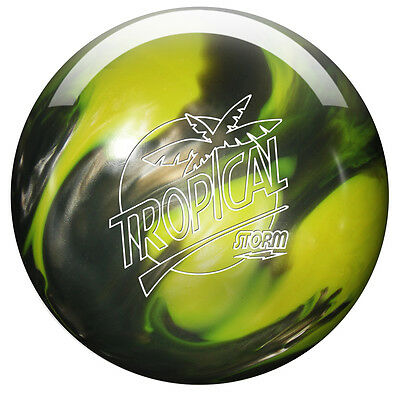 Storm Tropical Breeze Yellow/Silver Bowling Ball