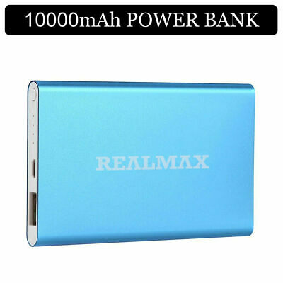 10000mAh External power bank Battery Charger Dual USB Port for All Mobile Phone
