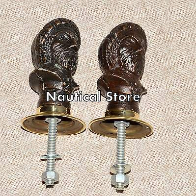 Beautiful Great Door Knob Handle Pull Architectural Antique Old Vintage