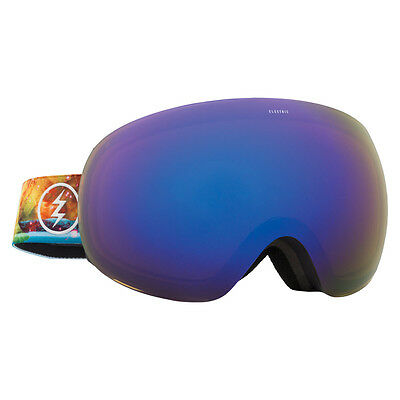 Electric Goggles - EG3 Snowboard Spherical Lens Goggles with Spare Lens -2017