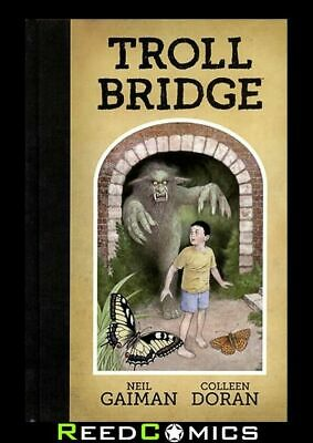 NEIL GAIMANS TROLL BRIDGE HARDCOVER (64 Pages) New Hardback by Dark Horse Comics