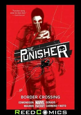 PUNISHER VOLUME 2 BORDER CROSSING GRAPHIC NOVEL New Paperback Collects #7-12