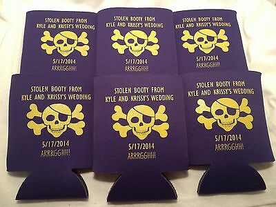 Better together Wedding Koozies Design 1071 1 to 300 custom can party favors
