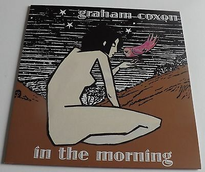 """Graham Coxon In The Morning 10"""" Vinyl Single Side Etched 2009"""