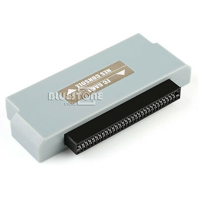 Famicom to Nes 60 Pin To 72 Pin Adapter Converter For Nintendo NES Console