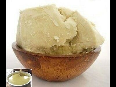 Shea Butter Raw Unrefined Authentic from Ghana, Nigeria, Africa for Skin, Eczema