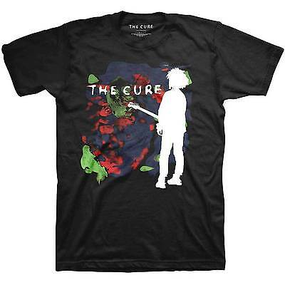 Official The Cure - Boys Don't Cry - Men's Black T-Shirt US IMPORT