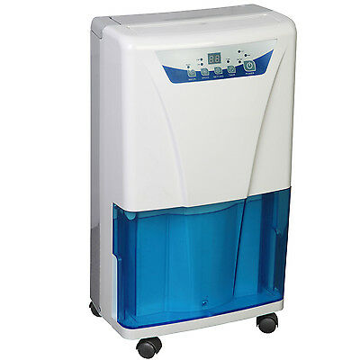 Portable Dehumidifier Air Purifier Dryer 14L / Day and Filter Damp Mould Remover