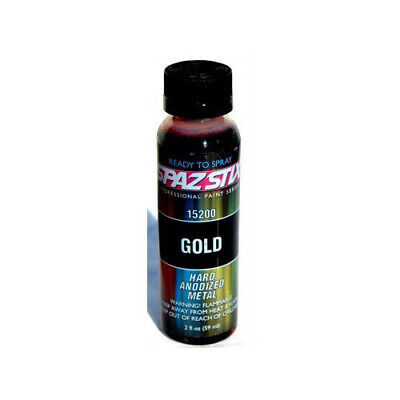Gold Airbrush Paint 2Oz (Szx15200)