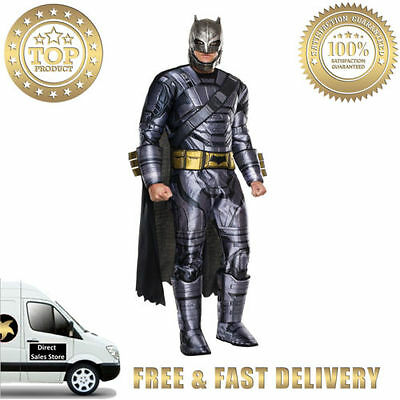 Batman Vs Superman Dawn of Justice Deluxe Armored Batman Adult Halloween Costume
