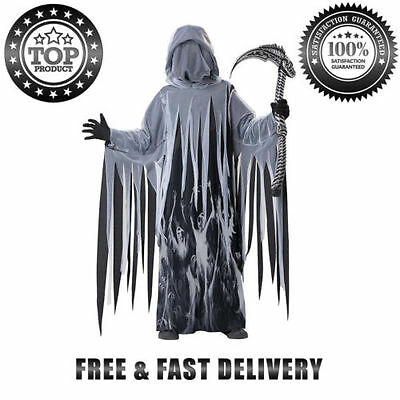 California Costumes Soul Taker Child Costume 8-10 years Transparent Face Cover