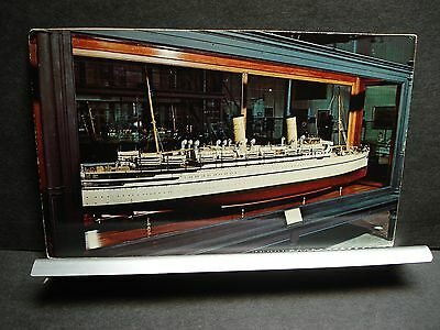 Ship RMS EMPRESS of FRANCE Naval Cover unused post card
