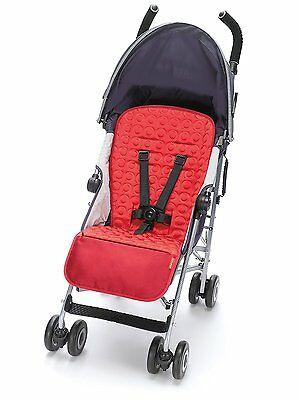 Skip Hop Stroller Liner (Red) / assise poussette confortable en mousse -50%