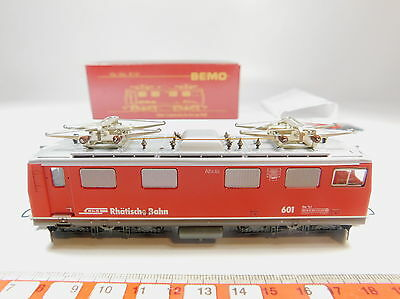 AN55-2# Bemo H0m/DC 1252 111 electric locomotive RhB/Rhaetian Railway Ge 4/4 I