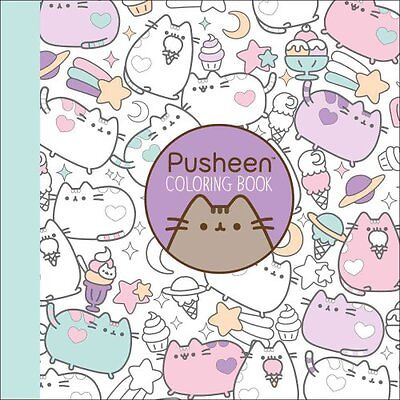 Pusheen Coloring Book by Claire Belton 9781501164767 (Paperback, 2016)