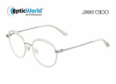 Jimmy Choo JC168 Authentic Designer Spectacle Frame with Case (All Colours)