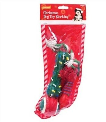 Z98488 Christmas Dog Stocking