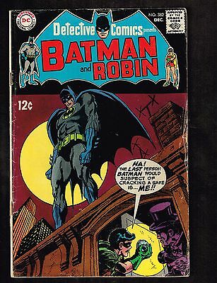 "Detective Comics Presents #382 ~ ""Riddle of the Robbin' Robin!"" ~ (5.0) 1968 WH"