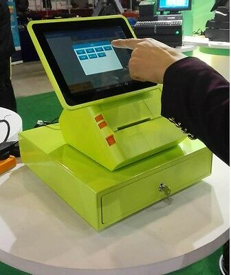 New!  Android POS System All in one! With Printer! Touch Screen, warranty!