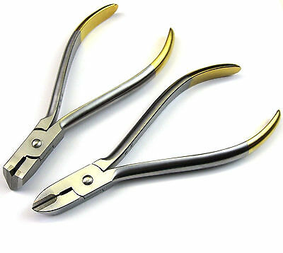 Distal End TC Cutter Ligature Wire Cutter Orthodontic lab Dental Imported Plier