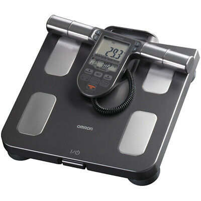Omron Hbf-514c Full Body Sensor Body Composition Monitor & Scale (hbf514c)