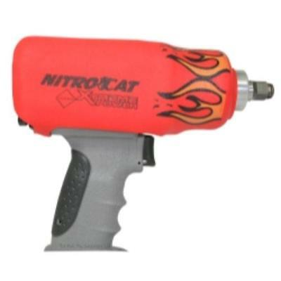 Aircat 1200-KBR Nitrocat Red Flame Impact Boot For 1200-k (1200kbr)