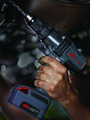 """Ingersoll Rand D5140 Iqv20 1/2"""" Drive Cordless Drill [bare Tool Only]"""