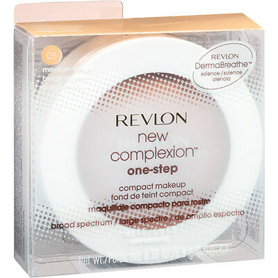 Revlon New Complexion One-Step Compact Makeup Foundation New Please Select Shade