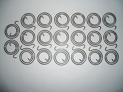 Door handle springs x10  x 20 Internal door handle spring for repair 8,750 sold