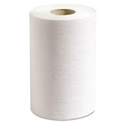 Marcal P700B Hardwound Roll Paper Towels, 7 7/8 X 350 Ft, White, 12 Rolls/carton