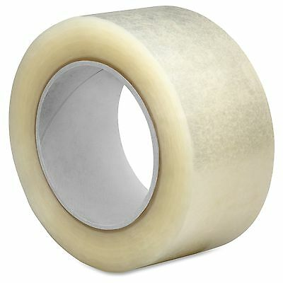 "Sparco 2.5mil Hot-melt Sealing Tape - 2"" Width X 55 Yd Length - Long Lasting,"