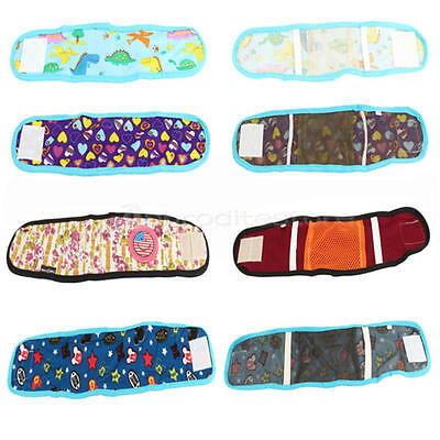 Pet Dog Cat Physiological Pants Belly Band Diaper Sanitary Cotton Underwear
