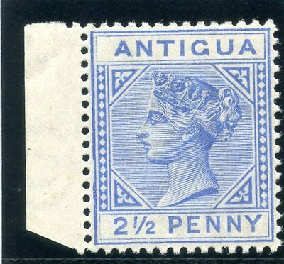 Antigua 1887 QV 2½d ultramarine superb MNH. SG 27. Sc 14.