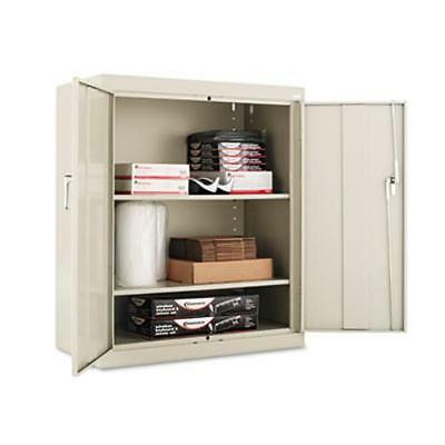 "Alera CM4218PY Assembled 42"" High Storage Cabinet, W/ Adjustable Shelves, 36w X"