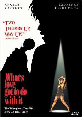 What's Love Got To Do With It (DVD,1993)