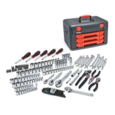 Kd Tools 80938 143 Piece Master Tool Set With Drawer Style Carry Case