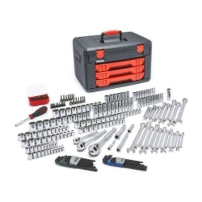 Kd Tools 80940 219 Piece Master Tool Set With Drawer Style Carry Case