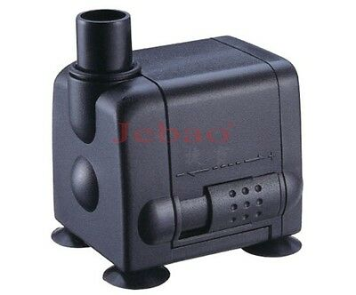 New Jebao AP--500LV 400L/H AC 12v Adjustable Aquarium Fountain Pump + 1 Year Wty