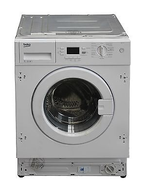 Beko WI1573 Integrated Built-in 7 kg Washing Machine A++  #1564