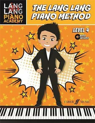 Lang Lang Piano Method, Level 4, Sheet Music Tutor Book, Learn How To Play Piano