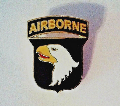 101st Airborne Hat Pin 1""