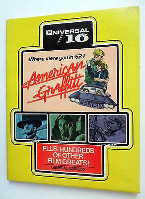 UNIVERSAL SIXTEEN 1974 Feature FILM Catalog MOVIE Reviews ADS Pics PHOTOS ak