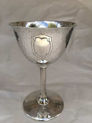 Arts and Crafts Small Goblet Special Order Gorham Sterling Silver 1915